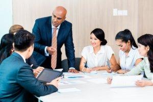 Team building consultant