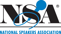 Certified Speaking Professional Designation through the National Speaker's Association