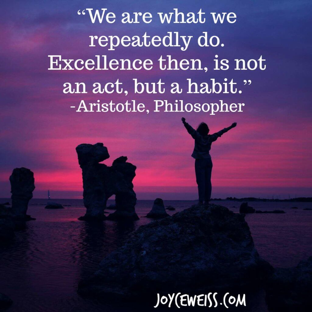 favorite quote   Joyce Weiss   Career Coach