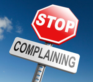 how to communicate   complainers   accountability strategies