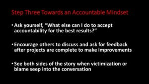 accountability strategies