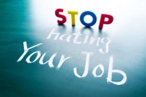 job you don't like