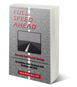 Full Speed Ahead Book to Relieve Inner Stress: