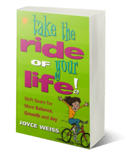 Take the Ride of Your Life Book to Relieve Inner Stress